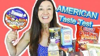 American Taste Test Jiffy Popcorn Pringles & more