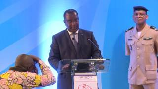 Welcome Remarks - AHIF Togo
