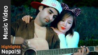 Mero Aakhama Herera Bhana - New Nepali Adhunik Love Song 2017/2073 | Mitra K.C, Shova Pariyar