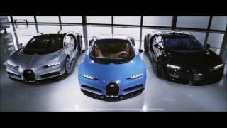 Bugatti Chiron Production -  Boutique Factory