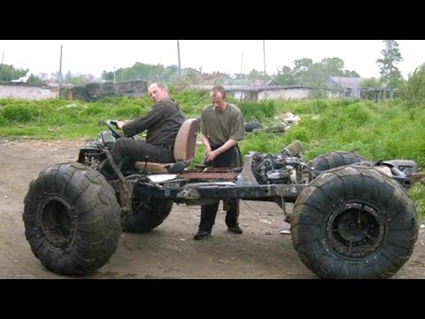 Xxx Mp4 INSANE HOMEMADE Off Road Vehicle Inventions 3gp Sex