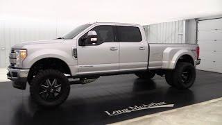 2017 Ford Super Duty Mac Truck