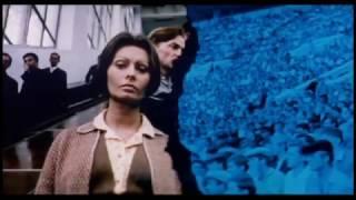 Sunflower (1970) - Italian Trailer // I Girasoli