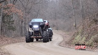Showing up to the Mud Bog LIKE A BOSS!