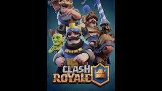 Clash Royale New HOG-Barrel Deck