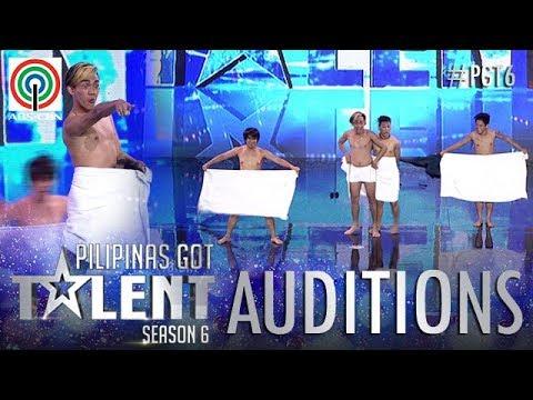 Xxx Mp4 Pilipinas Got Talent 2018 Auditions Mama S Boyz Towel Dance 3gp Sex