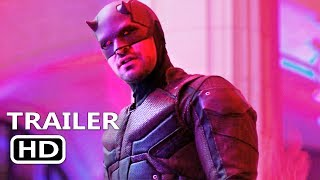 MARVEL'S THE DEFENDERS New Official Trailer (2017) Super Heroes, Netflix