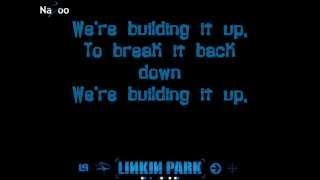BURN IT DOWN - LINKIN PARK (Lyric HD)