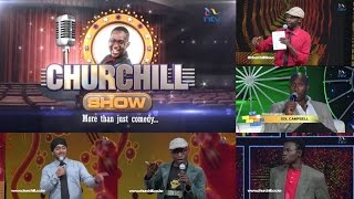 Churchill show S3 E56: Sol Campbell and much more