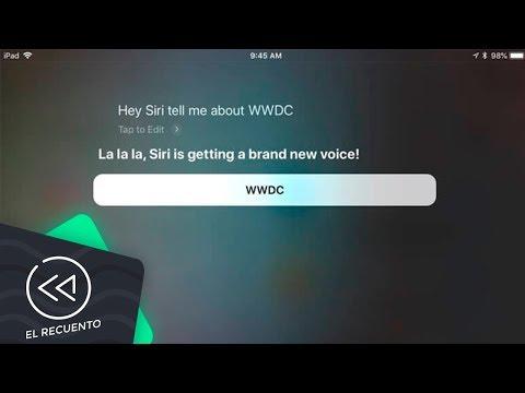 Xxx Mp4 Siri Revela Datos Del Próximo Evento De Apple WWDC 2018 El Recuento 3gp Sex