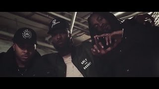 Treh LaMonte x IzzO Blunto (LoudBoys) - Ten Toes Freeverse - (Prod by. Bubba) - Official Music Video