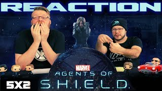 Agents of Shield 5x2 REACTION!!