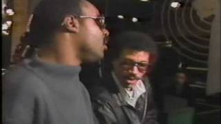 Behind the scenes of We Are The World --  Michael Jackson Lionel Ritchie