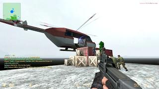 Counter-Strike Source - Icecap Escape - Zombie Escape Mod - ze_icecap_escape_v5_fix