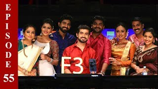 D4 Junior Vs Senior I Ep 55 - Onam with dearest guests I Mazhavil Manorama