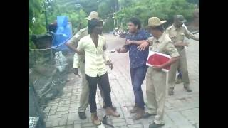 Attack At Mangalore Court