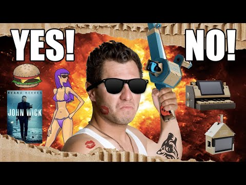 Xxx Mp4 We Won't Buy Nintendo Labo Because We're Real Manly Adult Men Up At Noon Live 3gp Sex