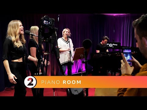 Claire Richards - In My Blood (Shawn Mendes cover) Radio 2 Piano Room