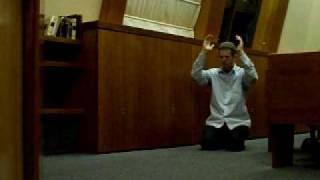 Jewish Prayer - الصلاة اليهودية - כריעות בשמונה עשרה