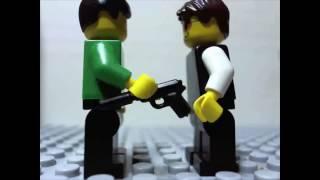 Lego fight