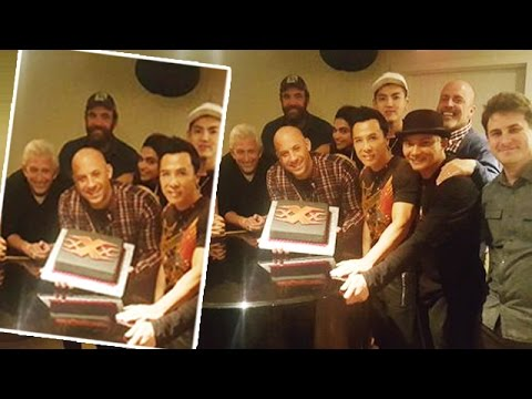 Xxx Mp4 Deepika Padukone PARTIES With Vin Diesel XXX Movie Wrap Up Party 3gp Sex