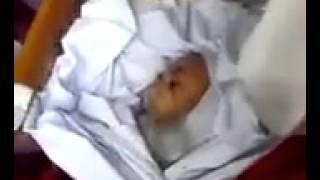 Dead body of Mullah Umer