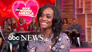 Bachelorette Rachel Lindsay Interview on Being the First African-American 'Bachelorette'
