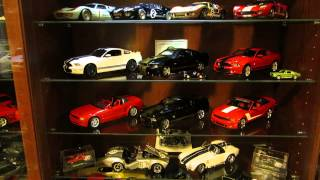 My diecast car collection