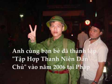 Nguyễn Tiến Trung và Tập Hợp Thanh Niên Dân Chủ