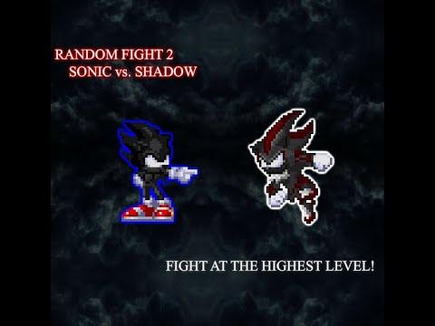 Random Flash 2 Sonic vs Shadow Part 2