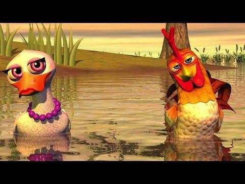 El Gallo y la Pata Canciones de la Granja 2