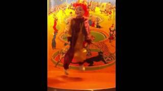 Bimbo the Dancing Clown