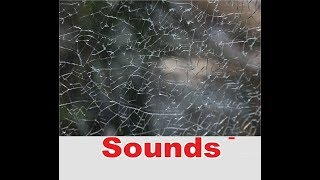 Glass Shattering Sound Effects All Sounds