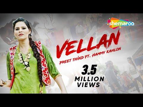 New Punjabi Songs 2016 | Vellan | Preet Thind | Video [Hd]  | Latest Punjabi Songs 2016