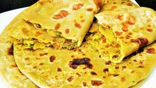 गोभी पराठा  | Gobi Paratha | madhurasrecipe | Cauliflower Stuffed Paratha