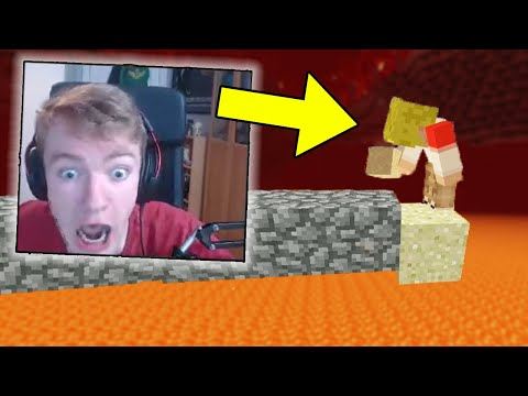 10IQ Minecraft Plays That Will Cause Brain Damage TRY NOT TO CRINGE 9