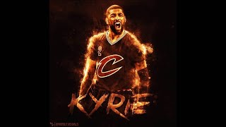 Kyrie Irving Gold - Imagine Dragons
