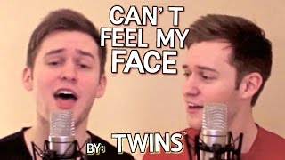The Weeknd - Can't Feel My Face (Twins Acoustic Cover)