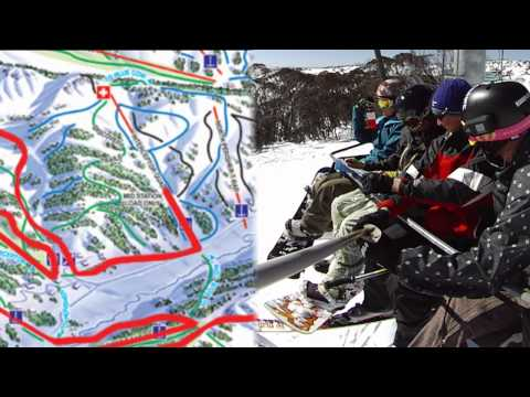 Perisher Resort All Lifts in One Day
