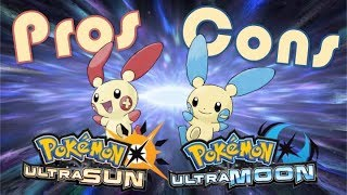 Last Minute Pros and Cons Before Ultra Sun and Ultra Moon