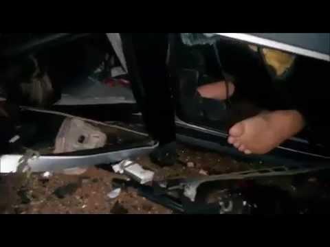 Acidente na rodovia SP 258 que deixou dois mortos no feriado de Tiradentes 21 04 15.