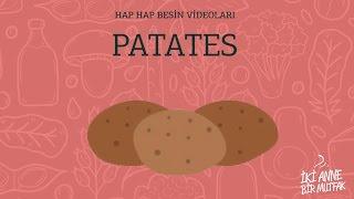 Bebeklere Patates Ne Zaman Verilmeli? Patatesin Faydaları Nelerdir? | İki Anne Bir Mutfak