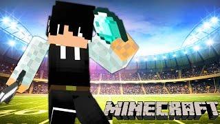 UN ESTADIO EN MI PROPIA CASA | Minecraft | Parte 16 - JuegaGerman
