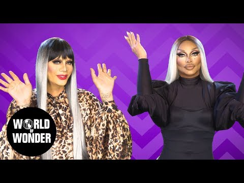 Xxx Mp4 FASHION PHOTO RUVIEW Party Like It S 2069 With Raja And Raven 3gp Sex
