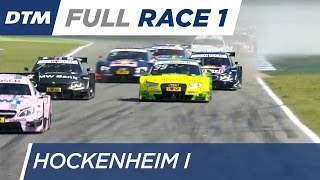 DTM Hockenheim 2016 - Full Race 1 - Re-Live (English)