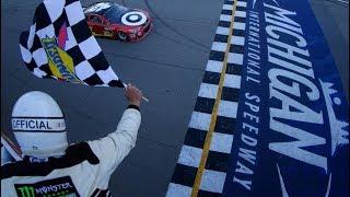 Race Rewind: Michigan in 15