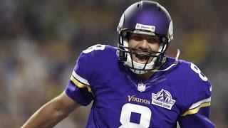 Sam Bradford Vikings Highlights