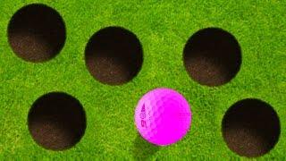 ULTRA MODDED CRAZY GOLF COURSE! (Golf it)
