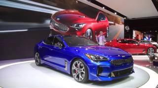 Salón de Detroit 2a parte - Informe - Matías Antico - TN Autos
