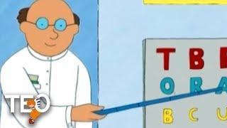TEO (Español) - 34 - Teo y Pablo visitan al doctor